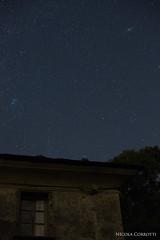 Blue Sky (Nicola Corrotti) Tags: sky stars andromeda astronomy m31 night mountain astrometrydotnet:id=nova1783355 astrometrydotnet:status=solved