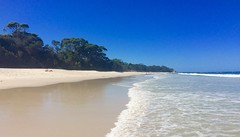 Quiet Beaches (petes_travels) Tags: jervis bay new south wales australia