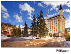 Gstaad Palace #2 (Switzerland) (Eric Rousset) Tags: voyage travel winter snow alps alpes landscape photography switzerland europe village suisse hiver wideangle dri canonef1740mmf4lusm ht