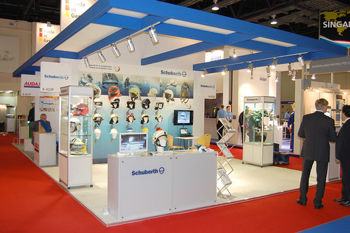 Schuberth Booth