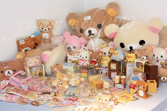 Rilakkuma   Collection ( iloverilakkuma ) Tags: cute japan toys japanese plush collection plushies kawaii rilakkuma sanx