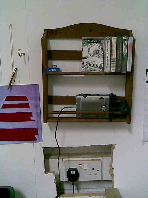 tape rack