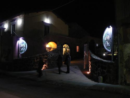 Pizzeria-Osteria Cave Ox