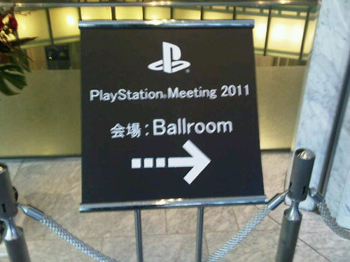 PlayStation Meeting 2011
