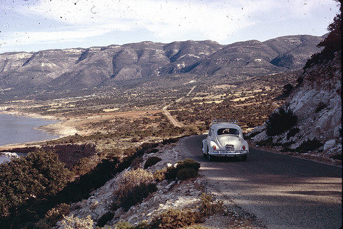 Green Mountain, Libya. c1966.