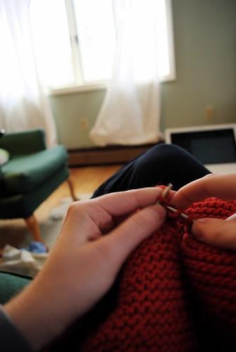 Knitting Bulky
