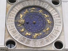 Torre Orologio - Sefni Zodiacali