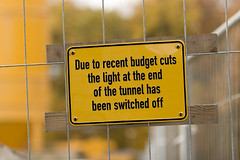 Due to recent budget cuts... (Leo Reynolds) Tags: letterjames 0sec hpexif webthing xleol30x