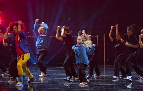 Take a look behind the scenes at rehearsals for Semi Final 1 of Got to Dance