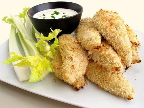 baked chicken tenders