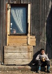 Konik-PG shanty town (cokanj) Tags: poverty people roma digital children see nikon europe d70s social human shanty balkans gypsy issue slum montenegro konik crnagora mvugdelic