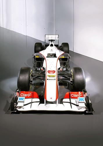 Sauber Ferrari C30