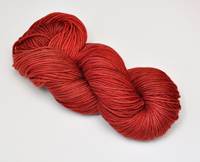"""Carnelian"" on Aurora worsted *Sale*"