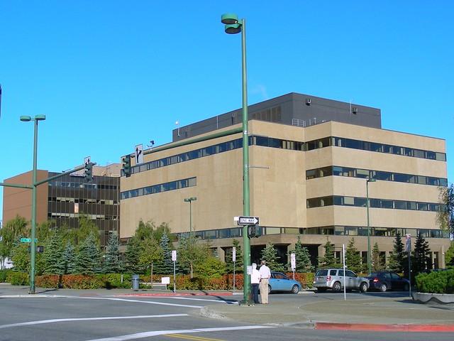 Boney Courthouse, Alaska Court System