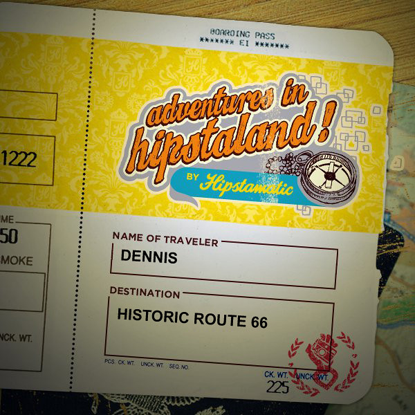 Adventures in Hipstaland: Dennis' Historic Route 66