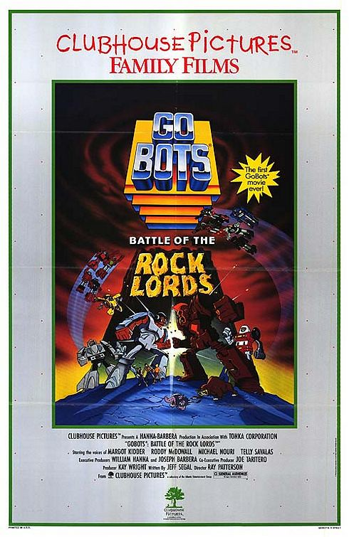 GoBots: Battle of the Rock Lords