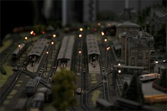 Central Station (Opiesse) Tags: toys fair international nurnberg treni borderfx borderfxx