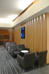 Qantas Club Lounge Brisbane