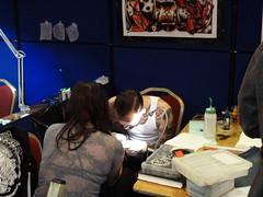 (Dublin Tattoo Convention) Tags: ireland dublin irish halloween tattoo nikon tattoos convention tatoos tatoo tatu 2010 tatuaje tatuajes  tatuagem tattooed tatooed ttowierung   tatuagens tatuado tetovls bodyshock d700 dublintattooconvention  ttowierten  dublintattooconvention2010