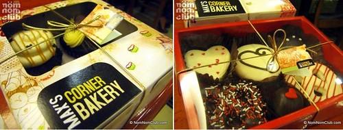 Max's Corner Bakery Valentine's Day Promotions