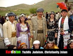 Kurdistan  .Yazidis  .Judaism . Christianity ....