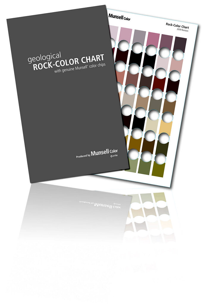 Munsell-Geological-Rock-Color-Chart