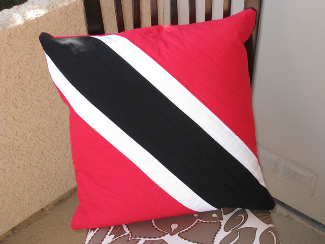 Quilted Trinidad Pillow