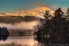 Ard Dawn (4) (Shuggie!!) Tags: winter mist mountain snow water landscape williams karl trossachs lochard karlwilliams selectbestexcellence sbfmasterpiece