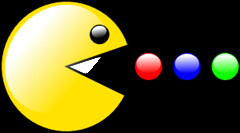 Pacman Chase Google
