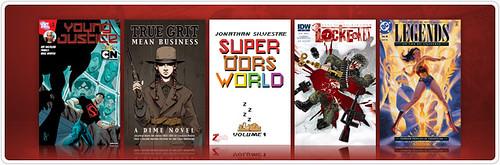 Digital Comics Store Update (16th February 2011)
