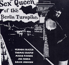 Sex Queen Album Cover (The Berlin Turnpike) Tags: