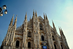 Duomo (rogaher) Tags: italy milan church architecture italia duomo