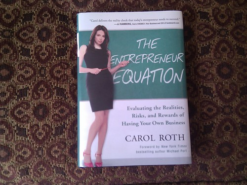 The Entrepreneur Equation by @caroljsroth