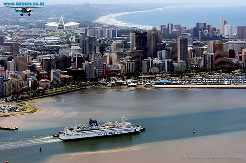 Africa Mercy and Durban