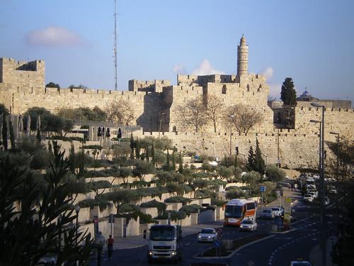 161 Old City almost Shabbat
