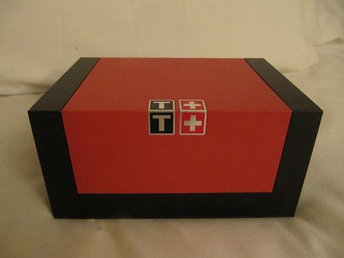 tissot watch present