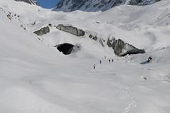 Gletschertor Langgletscher (Ruedi_F) Tags: ltschental langgletscher fafleralp ltschenlcke