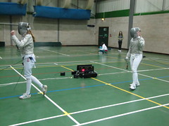 IMG_5574 (Tim Schofield) Tags: sport canon is action powershot sabre fencing sx20