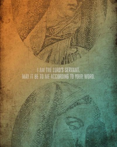 Word: Luke (The Lord's Servant)