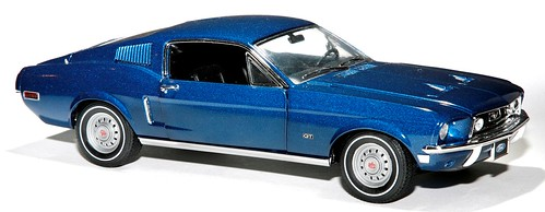Greenlight Mustang GT 1968