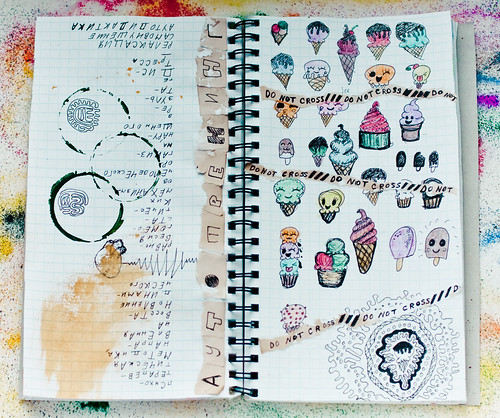 Art journal 3-4