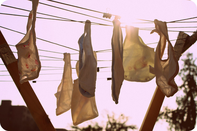 Hanging to Dry (Feb 23)
