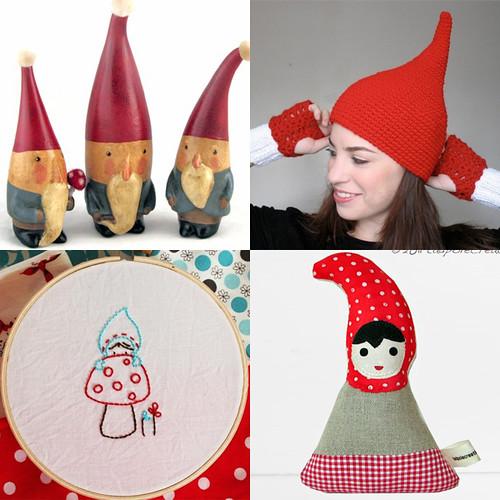 Window Shopping - Handmade Gnome Love