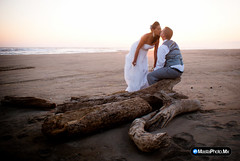 Vernica & Don (MastaPhoto.Mx) Tags: wedding beach mexico atardecer bride sony boda playa acapulco alpha pacfico masta mcoil
