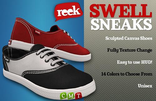Reek - Swell Sneaks