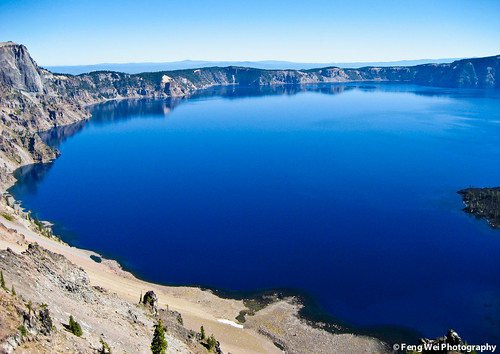 Crater Lake, Oregon US