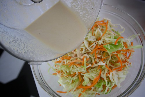 to the slaw!
