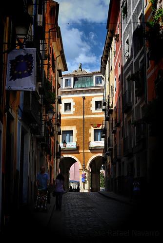 Camino al Ayuntamiento
