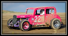 Star Struck (Cygnus~X1 - Visions by Sorenson) Tags: pink blue summer usa brown white sports racetrack race racecar speed canon outdoors track purple unitedstates desert action dwarf spin wheels july fast idaho motionblur 7d legends arco highcountry dwarfcar atomiccity 22h ef70200mmf28lisusm legendscar legendscarracing cmwdpink zx900 craigsorenson arcodesert visionsbysorenson 58scale atomicmotorraceway highcountrydwarfcar tasiahamann
