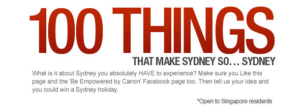 Alvin and Rachel's Sydney Honeymoon: 10 Things That Make Sydney... So Sydney - Alvinology